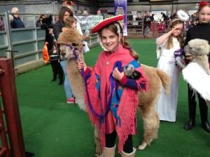 2nd place Leela Gaunt age 10
