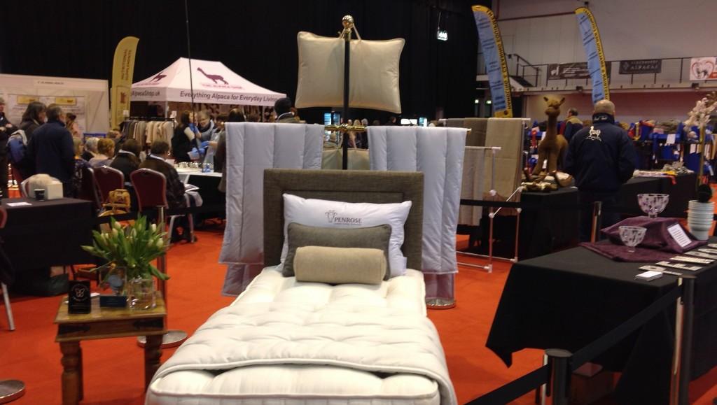 Penrose bed & awards